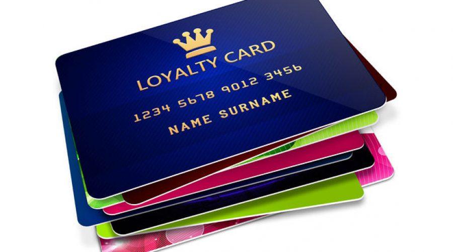 loyalty card system