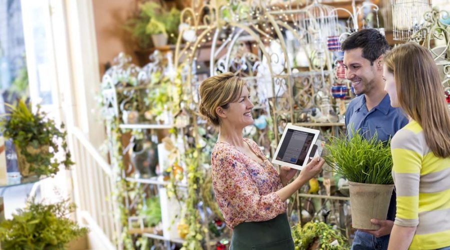 Choosing a POS System for Your Garden Center