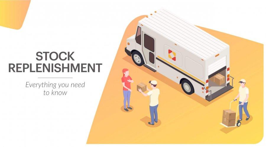 RapidPOS Webinar: Replenishment Within Counterpoint